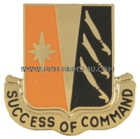 ARMY 138 SIGNAL BATTALION UNIT CREST