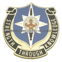 ARMY 141 MILITARY INTELLIGENCE BATTALION UNIT CREST