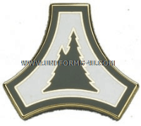 fort mccoy unit crest