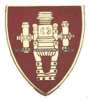 ARMY FIELD ARTILLERY SCHOOL AND CENTER UNIT CREST