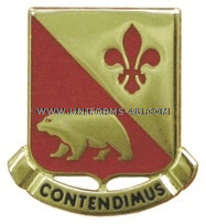 ARMY 144 FIELD ARTILLERY REGIMENT UNIT CREST