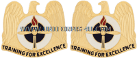 army aviation training site unit crest