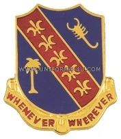 army 148 field artillery regiment unit crest