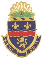 ARMY 148 INFANTRY BATTALION UNIT CREST