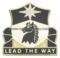 ARMY 151 CAVALRY REGIMENT UNIT CREST
