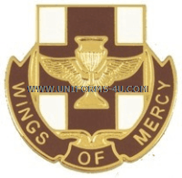 ARMY 151 MEDICAL BATTALION UNIT CREST