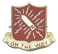 ARMY 152 FIELD ARTILLERY REGIMENT UNIT CREST
