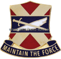 army 1146 personnel service battalion unit crest