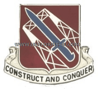army 1030 engineer battalion unit crest