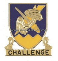 ARMY 158 AVIATION REGIMENT UNIT CREST
