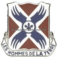 ARMY 877 ENGINEER BATTALION UNIT CREST
