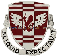 ARMY 864 ENGINEER BATTALION UNIT CREST