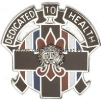 army 807 medical brigade unit crest