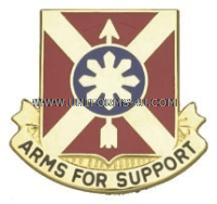 ARMY 163 FIELD ARTILLERY REGIMENT UNIT CREST