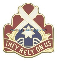 ARMY 167 SUPPORT COMMAND UNIT CREST