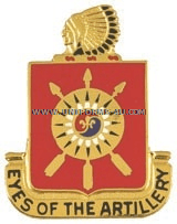 ARMY 171 FIELD ARTILLERY REGIMENT UNIT CREST