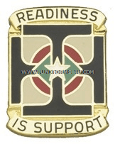 army 171 support group usar unit crest