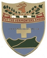 U.S. ARMY 172ND ARMOR BATTALION UNIT CREST