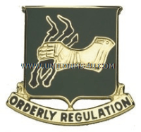 720 MILITARY POLICE BATTALION UNIT CREST