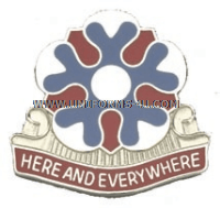 U.S. ARMY 704TH MILITARY INTELLIGENCE BRIGADE UNIT CREST
