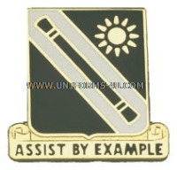 701 MILITARY POLICE BATTALION UNIT CREST