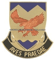 ARMY 183 AVIATION BATTALION UNIT CREST