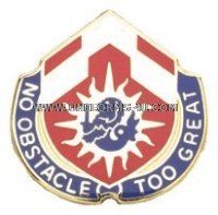 648 ENGINEER BATTALION ARNG CA UNIT CREST