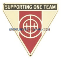 ARMY 643 SUPPORT GROUP UNIT CREST