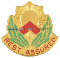 ARMY 593 SUPPORT GROUP UNIT CREST