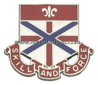 ARMY 192 FIELD ARTILLERY REGIMENT UNIT CREST