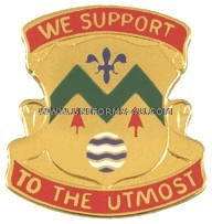 ARMY 528 SUPPORT BATTALION UNIT CREST