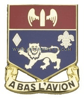 army 197 field artillery regiment unit crest