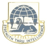519 MILITARY INTELLIGENCE BATTALION UNIT CREST
