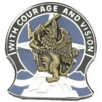 ARMY 201 MILITARY INTELLIGENCE BRIGADE UNIT CREST