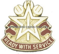 ARMY 519 MAINTENANCE BATTALION UNIT CREST