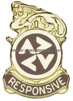 ARMY 507 SUPPORT GROUP UNIT CREST