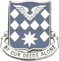ARMY 504 AVIATION BATTALION UNIT CREST