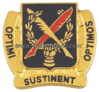 ARMY 502 PERSONNEL SERVICE BATTALION UNIT CREST