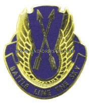 ARMY 210 AVIATION BATTALION UNIT CREST