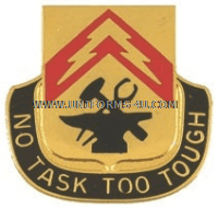 army 215 support battalion unit crest