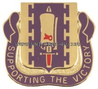 ARMY 478 CIVIL AFFAIR BATTALION UNIT CREST