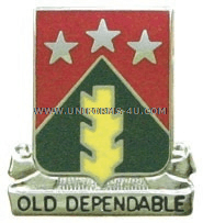 ARMY 473 SUPPORT BATTALION UNIT CREST