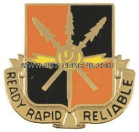 ARMY 442 SIGNAL BATTALION UNIT CREST