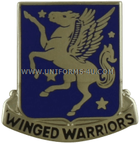 army 228 aviation regiment unit crest