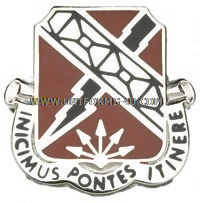 army 230 engineer battalion unit crest