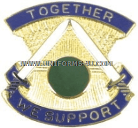 423 SUPPORT BATTALION USAR UNIT CREST