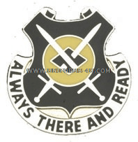 army 230 finance battalion unit crest