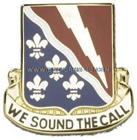 ARMY 230 SIGNAL BATTALION UNIT CREST
