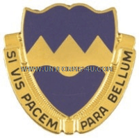 ARMY 414 REGIMENT UNIT CREST