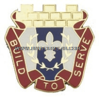 ARMY 412 ENGINEER COMMAND UNIT CREST